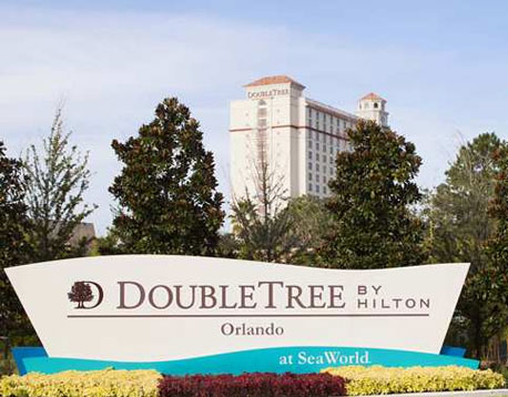DoubleTree by Hilton Orlando at SeaWorld