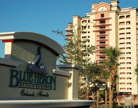The Blue Heron Beach Resort