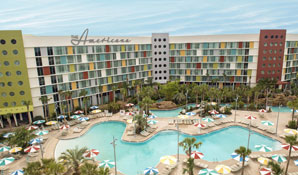 March 2021 Florida Holidays – Two Weeks at Universal's Cabana Bay Beach Resort