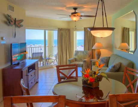 Sunset Vistas Beachfront Suites