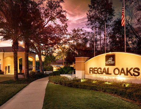 Regal Oaks Resort Kissimmee Florida