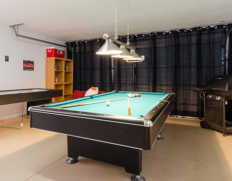 Emerald Island Villa - games room
