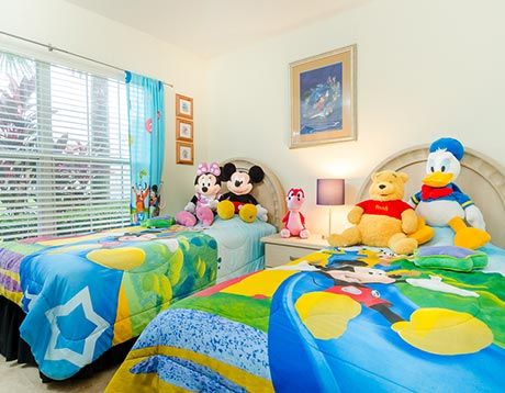Emerald Island Villa - children's bedroom