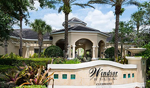 Florida holidays at Windsor Hills