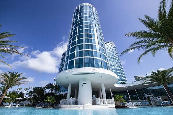 Aventura Hotel Universal Orlando - Swimming Pool