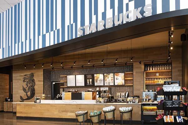 Aventura Hotel Universal Orlando - Starbucks