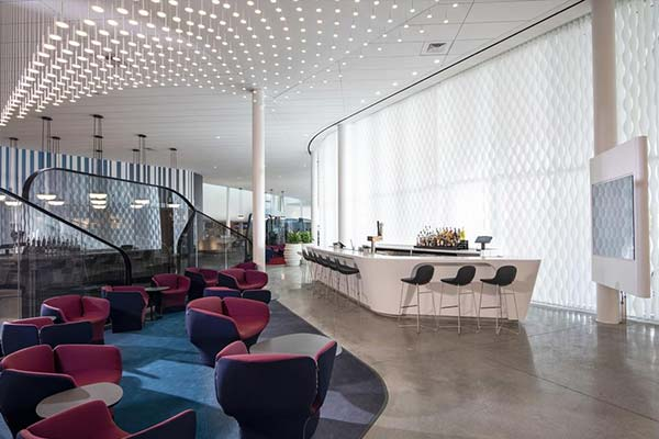 Aventura Hotel Universal Orlando - Lobby Bar