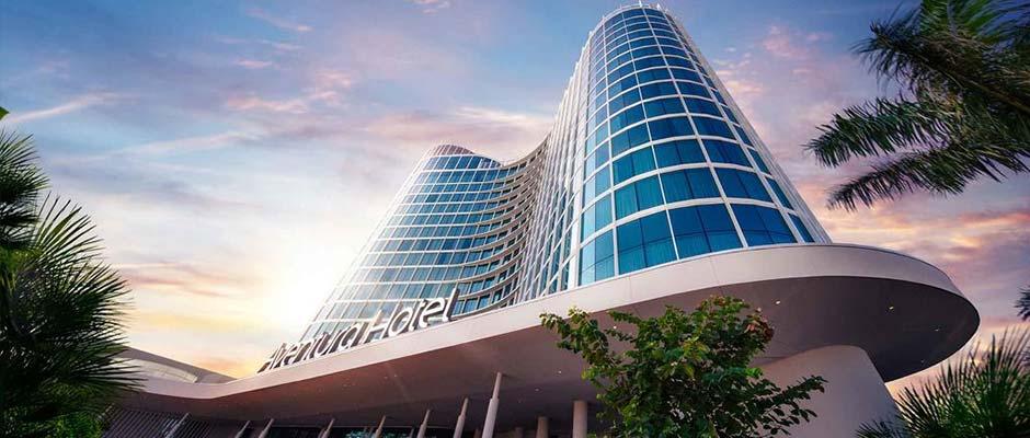 Universal's Aventura Hotel - External