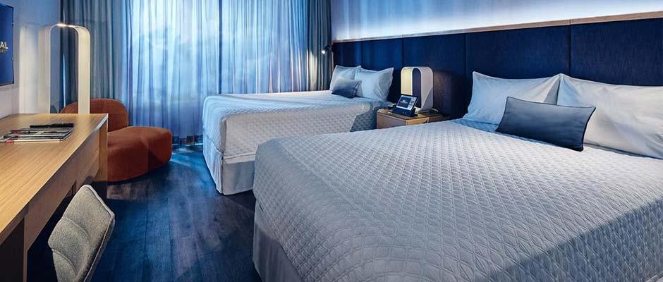 Universal's Aventura Hotel - Bedroom