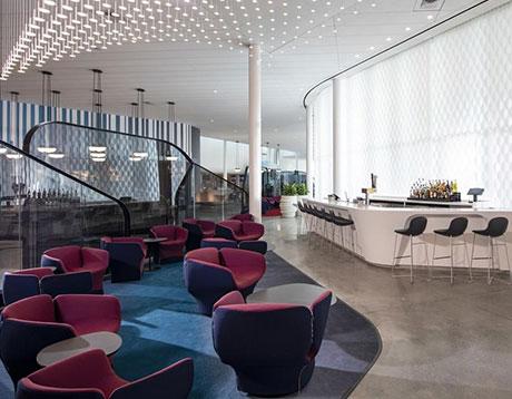 Universal's Aventura Hotel Lobby Bar