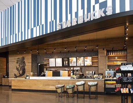 Universal's Aventura Hotel Starbucks