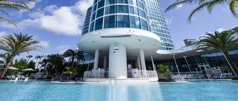 Universal's Aventura Hotel - Swimming Pool