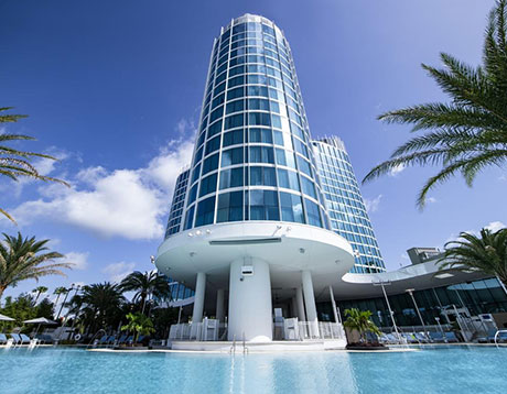 Universal's Aventura Hotel Swimming Pool