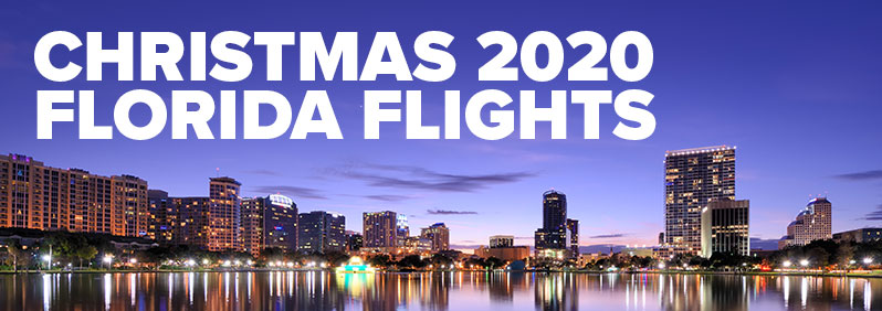 Christmas 2020 Florida Flights