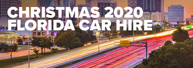 Christmas 2020 Florida car hire
