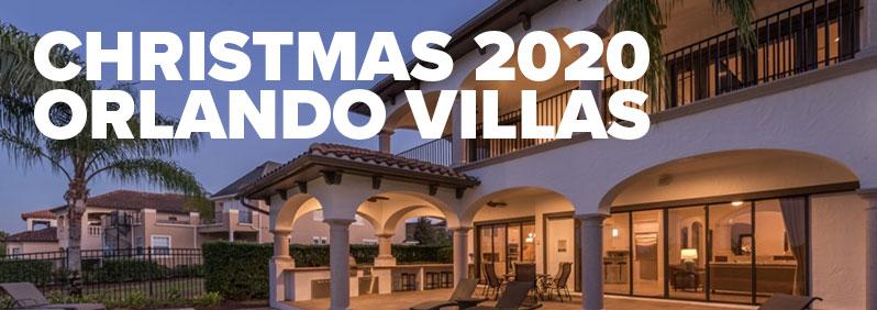 Christmas 2020 Orlando Villas