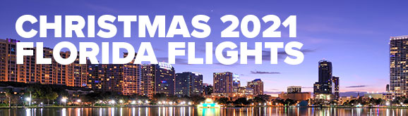 Christmas 2021 Orlando Flights