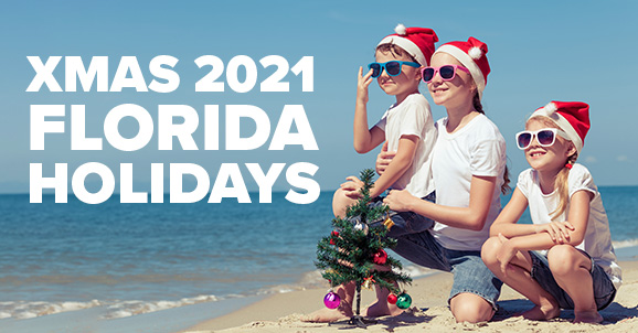 Christmas 2021 Florida holidays