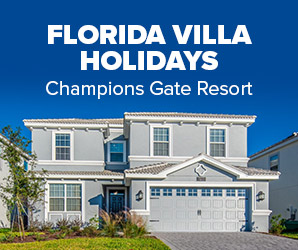 Florida Villa Holidays at Champions Gate Resort