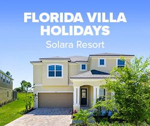 Florida Villa Holidays at Solara Resort
