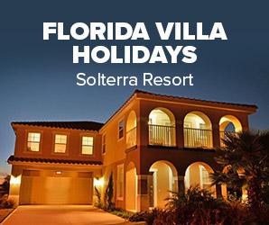 Florida Villa Holidays at Solterra Resort
