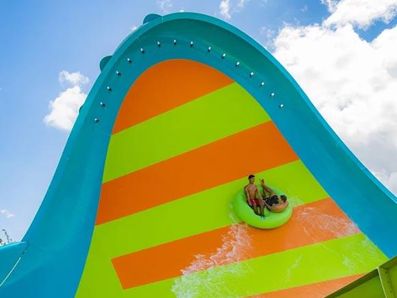 Margaritaville Resort water park